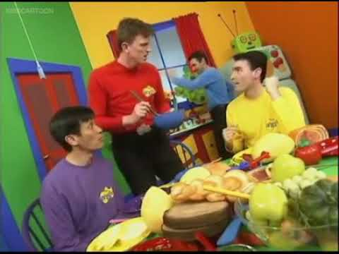 The Wiggles Foodman Part 2