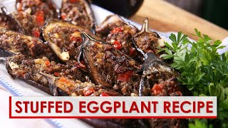 Video Stuffed Eggplant Recipe download MP3, 3GP, MP4, WEBM, AVI, FLV Januari 2018
