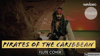 Pirates of the Caribbean full flute cover