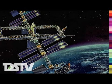 THE PROPOSED FREEDOM SPACE STATION - SPACE DOCUMENTARY