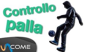 Calcio a 5: controllo palla