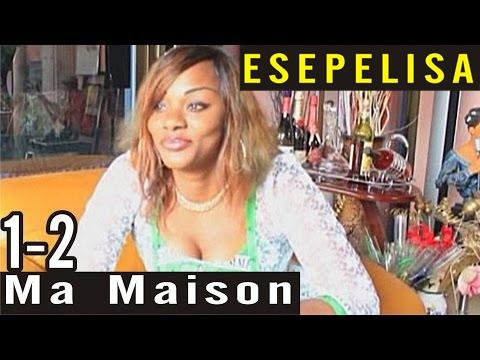 Ma Maison 1-2  - Caleb et Groupe Cinarc - Theatre Esepelisa - Esepelisa