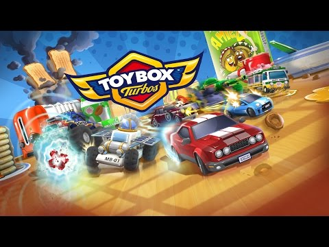 Toybox Turbos | Announcement Trailer