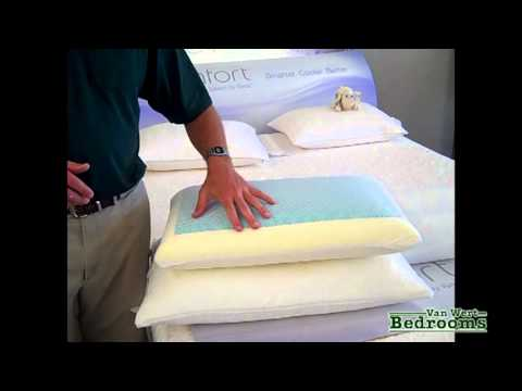 mattresses u0026 pillows neck aches cooling pillows tempurpedic van wert oh - Tempurpedic Pillows