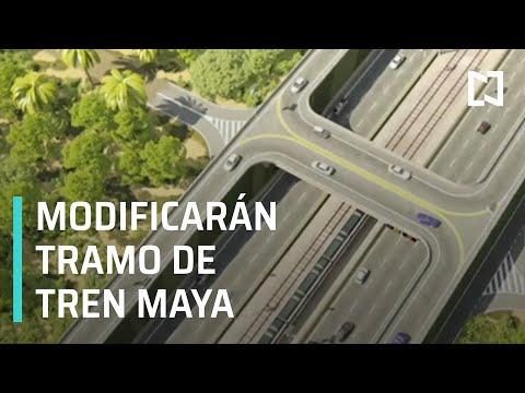Modificarán tramo de Tren Maya para salvar ríos y cenotes - Despierta