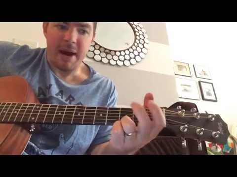 Homegrown - Zac Brown Band (Beginner Guitar Lesson)