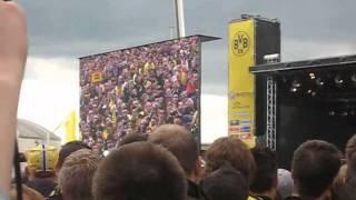 Borussia Dortmund 2011 - Das Trainer Team  - Deutscher Meister auf der B1