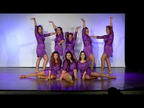 Bachata Ladies Choreography (Wrecking Ball Cover By Bailando Dance Studio)