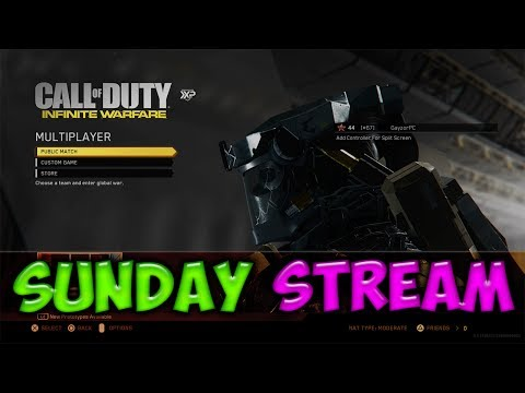 Sunday Stream - Infinite Warfare - On va l'avoir cette Erad !