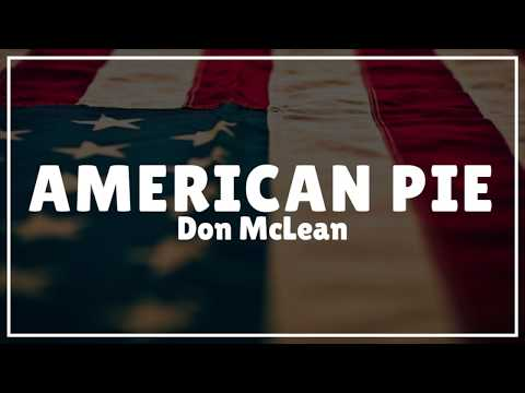 Don McLean - American Pie | Lyrics