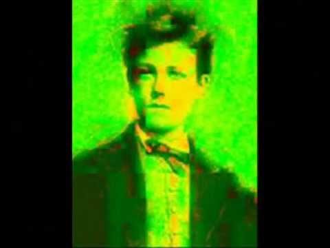 Rimbaud Voyelles Vowels ~ Duart McLean