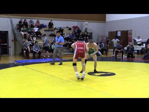 2014 Huskie Open: 61 kg Callum McNeice vs. Nathan Galan