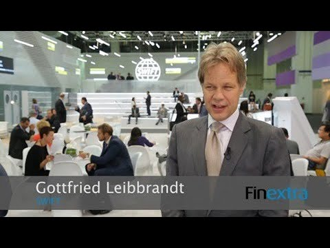 International payment system. China versus USA? Former CEO SWIFT.COM Gottfried Leibbrandt