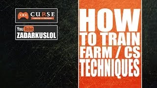 How to Farm | CS | How to Last Hit ► League of Legends