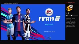 FIFA 19 Liga Mistrzów #1 Losowanie + kilka meczyków