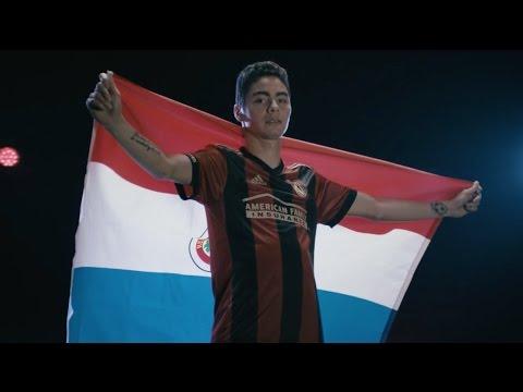 Miguel Almirón: Atlanta United's Young Star