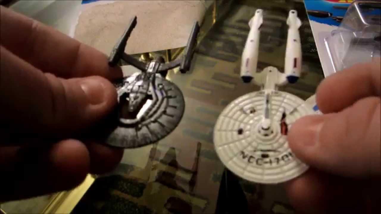 Hot Wheels Star Trek USS Vengeance HW City ReviewUss Vengeance Hot Wheels