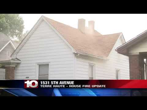 More details on weekend house fire