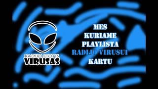 RADIJO VIRUSAS Джиган Feat Лоя Береги любовь