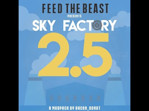 SICK BUILDER - Sky Factory 2.5 #24