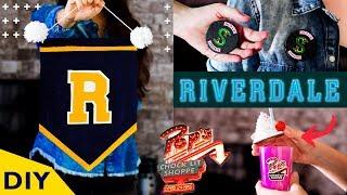 3 DIY RIVERDALE - Como fazer decoração inspirada na série | Decor de quarto geek
