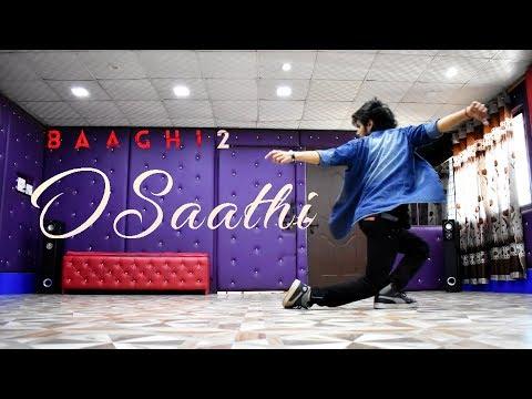 O Saathi Baaghi 2 Dance Video | Tiger Shroff | Disha Patani | Cover by Ajay Poptron