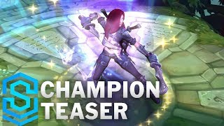new champion abilities