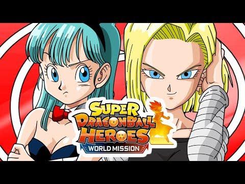 Super Dragon Ball Heroes World Mission Tutorial - Game Apaan Ini?! thumbnail