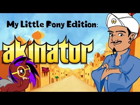 Akinator   My little pony version