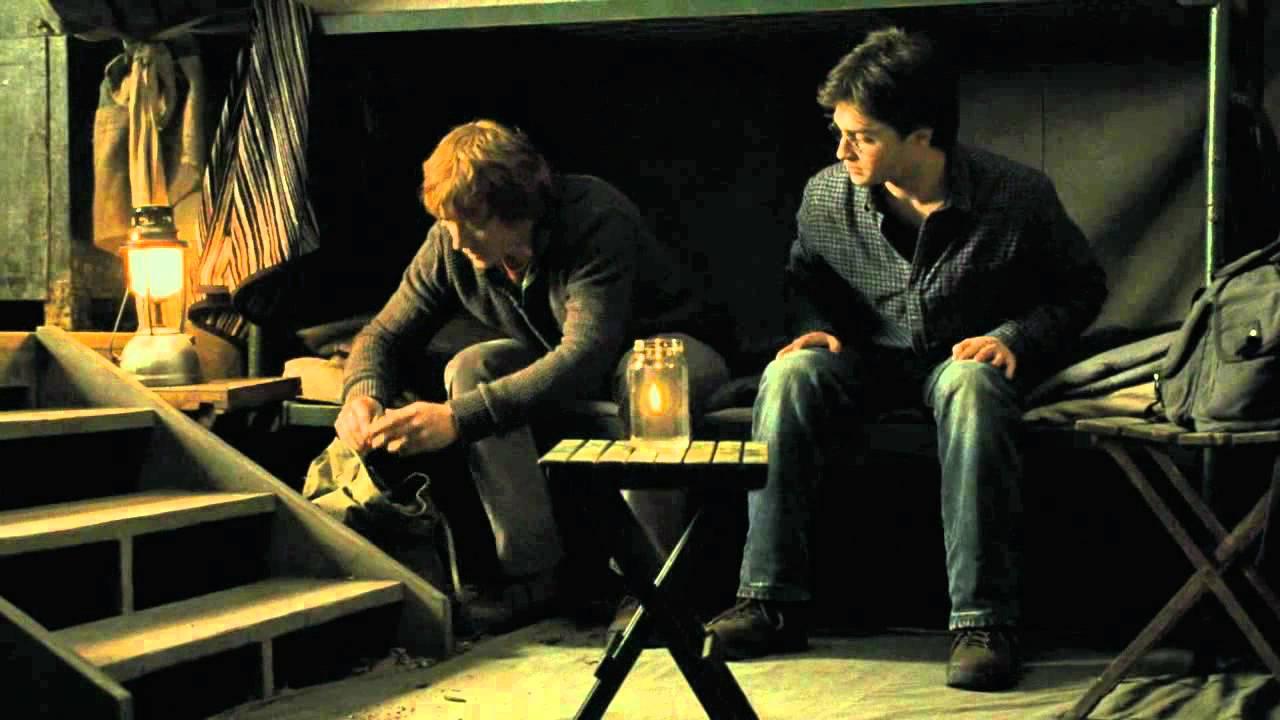 Большое кино - Гарри Поттер и дары смерти Часть 1 - YouTube