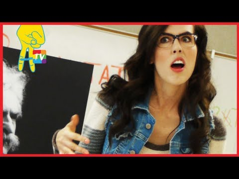 Brittani Louise Taylor in the Worst Teacher Ever: English