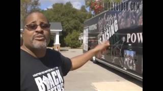Black Senior Citizens Ordered Off Early Voting Bus