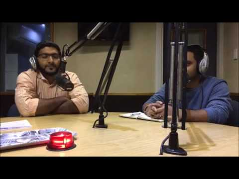 Why AccidentalMuslims.com (Part 1) on Radio Voice of Cape