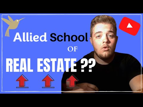 Allied School Of Real Estate??