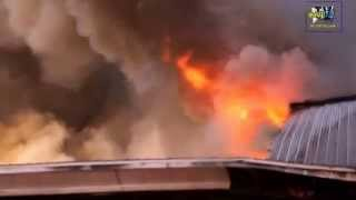 June 12  Full Gosple Tabernacle Church, Crestview, Florida Destroyed by Fire