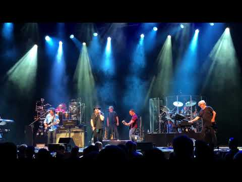 Toto Tour - Hash Pipe - Fox Theater, Oakland, Ca 8/3/18