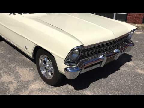 1967 Chevrolet Chevy II Nova w/ L79 327 and Manual 4 Speed