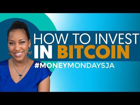 #MoneyMondaysJa - HOW TO BUY BITCOIN AND CRYPTOCURRENCY