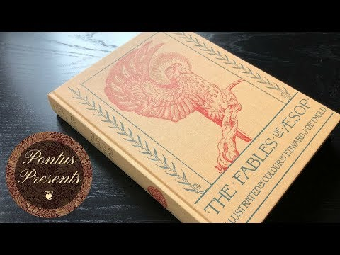 The Fables Of Æsop ❦ Folio Society Reviews