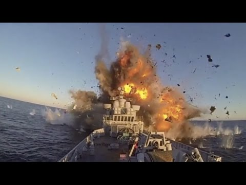 SHIP AND CRUISES ACCIDENT/CRASH COMPILATION