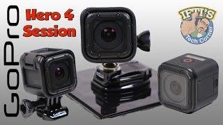 GoPro Hero 4 Session - Smallest amp Lightest GoPro Yet REVIEW