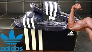 Adidas Originals Men's Adissage Slides/Sandals Review