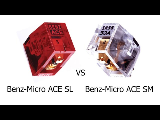Тест Benz-Micro ACE SL против Benz-Micro ACE SM