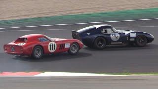 €30M Ferrari 250 GTO 'Crashes' Into €7M Shelby Daytona Cobra