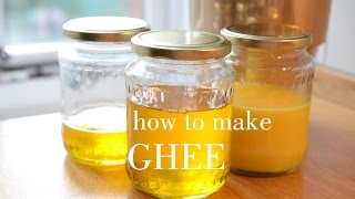 How To Make Ghee