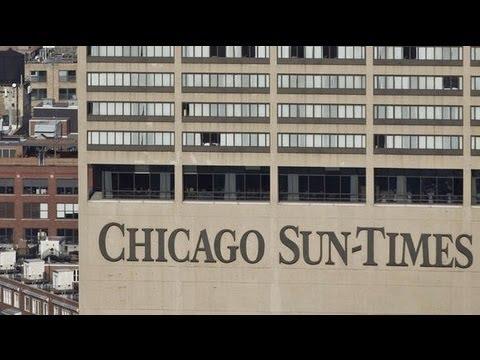 Sun-Times firing of photo staff a 'seismic shift'