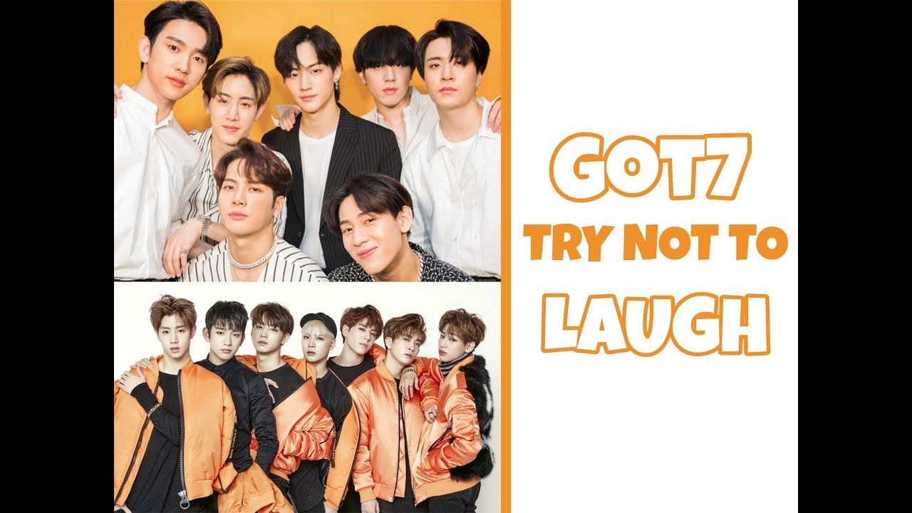 Laugh Laugh Laugh Got7 Lyrics Translation