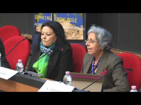 The Participation of Women in the Workforce in Africa and MENA - SKF 10 - ICTP, Trieste 2015