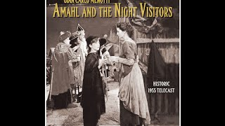 AMAHL and the Night Visitors on DVD & Blu-ray – Digitally Remastered Version