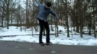 Flat Bar Tricks